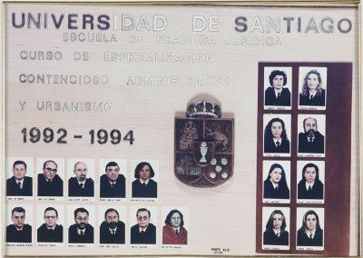 CURSO ESPEC.1992-1994